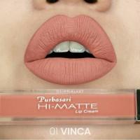 Jual Purbasari Hi Matte Lip Cream 01 Vinca Murah
