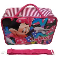 Jual Travel Bag & Tas Jalan & Koper Anak Minnie Mouse GB007 Murah