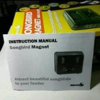 Songbird Magnet Bird Caller Mesin Nyanyian Burung Mudah Limited