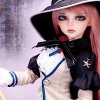 BJD Doll CHLOE Fairyland Minifee Mirwen 42 cm (free eyes + free make u