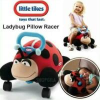 Little Tikes pillow racer , boneka mobil mobilan