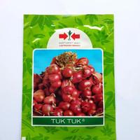 Pack 10 Ge Benih Bibit Sayuran Bawang Merah Tuk Tuk Panah Merah