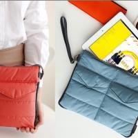 Gadget Pouch Multifungsi / Gadget Pouch Besar / Tas Ipad / Tas Tablet