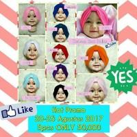 Jual turban bayi murah promo Murah