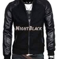 Jual KP266 Jaket Night Black  Al  GGS KODE TYR322 Murah