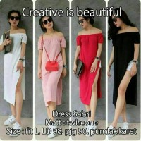 Jual HV472 Dress Twiscone Sabri KODE BIS526 Murah