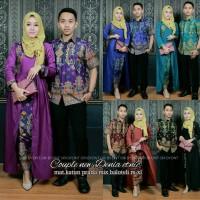 Jual Batik Couple New Denia Etnic Murah