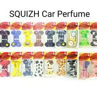 Jual Parfum Squizh Kertas Banyak Aroma Mirip Little Tree Mumer! Murah
