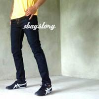 Jual Celana jeans pria / skinny /wrangler slim fit jeans / 3baystory premiu Murah