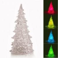 Jual New Lampu Pohon Natal Crystal Murah
