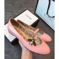 Flatshoes gucci kw wanita cewek mirror quality ori leather 1 10 951c44cfcc