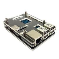 Jual Promo ! Black White Acrylic Case for Raspberry Pi 2 Model B PCBA Murah