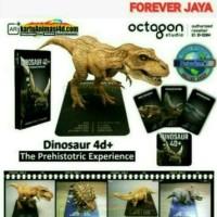 Jual Buy 1 Get 1 Kartu Animasi Dinosaurus 4D Terlaris Kartu Limited Murah