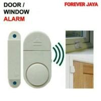 Jual Door Window Alarm Jendela Pintu Rumah Alat Pengaman Ant Diskon Murah