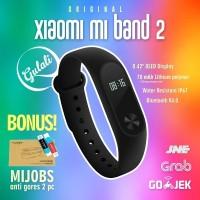 Jual ORIGINAL Mi Band 2 With OLED Display + BONUS! Murah