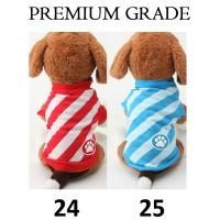 Harga hobi premium grade baju hewan kostum anjing kucing pet fashion dog | antitipu.com