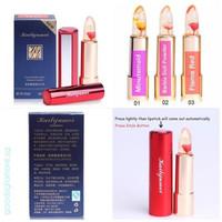 Jual kailijumei lipstick floral jelly original/ lipstick berubah warna Murah