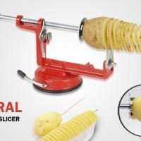 Jual KS144 Alat Pemotong Kentang Apel Spiral Ulir POTATO SPIRAL SLICER Murah
