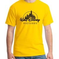Walt Disney - Kaos Film / Kaos Cartoon / Music Studio / Kaos Pria