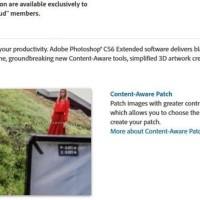 Software Adobe Photoshop Extended CS6 (Windows/Mac), ORIGINAL Original