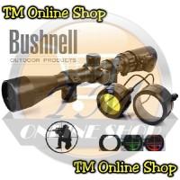 Jual Telescope Bushnell 3-9x40 EG (Tele Scope / Teleskop / Teropong Senapan Murah