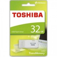 Jual FLASHDISK TOSHIBA HAYABUSA 32GB / FOR PC & LAPTOP / GARANSI 5 TAHUN Murah