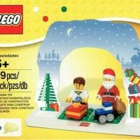 Jual HOT LEGO Seasonal, Santa Set (850939) Murah