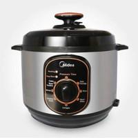 Midea Electric Pressure Cooker 1A-PC12CH502A