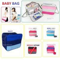 Tas Perlengkapan Bayi Baby Bag Ransel Travel Kado Melahirkan Lahiran