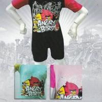 Jual Baju renang anak angry birds Murah