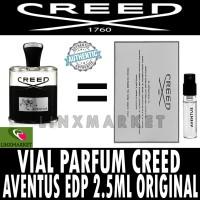 TERMURAH VIAL PARFUM CREED AVENTUS FOR MEN EDP 2.5ML ORIGINAL