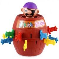Jual King Pirate Roulette Game Lucky Barrel Black Beard Running Man Games  Murah
