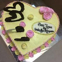 Cake Hantaran Lamaran Kue Pernikahan