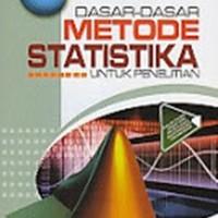 DASAR-DASAR METODE STATISTIKA UNTUK PENELITIAN - MAMAN ABDURAHMAN - B