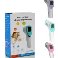 Jual Non-contact Thermometer IR Laser Baby Body Infrared Gun Murah