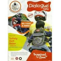Dialogue Baby Sabuk Bonceng Motor +Jas Hujan Safety Belt Rider DGG4230