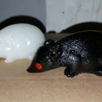 Jual Termurah SQUISHY SPLAT TOY MOUSE/ mainan bantingan tikus kembali Murah