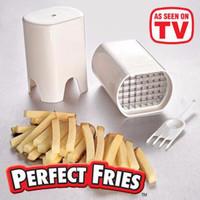 Jual Termurah PERFECT FRIES POTATO Cutter / pemotong kentang Murah