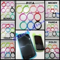 Jual BUMPER RING Silicone HP / RING CASE HP   Murah