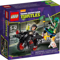PROMO Lego 79118 Karai Bike Escape - SSP362