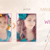 Jual Penggeriting Rambut Magic Leverag Curlers Murah