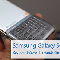 Jual  TRAND  SAMSUNG GALAXY S6 EDGE PLUS KEYBOARD COVER BLACK ORIGINAL  - T Murah