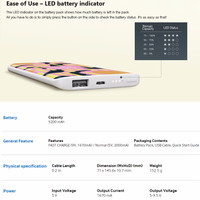 Jual  [JUAL MURAH] Samsung EB-PN920R Power Bank Battery Pack 5200mAh Openin Murah
