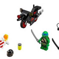 NEW ARRIVAL Lego 79118 Karai Bike Escape - TSD043