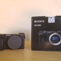 Jual Sony Alpha A6300 kit 16-50mm New ORIGINAL 100% Murah