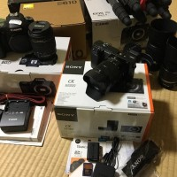 Jual Sony Alpha A6000 Kit mit 16-50mm Murah