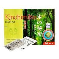 Jual Kinohimitsu Health Pad Koyo Detox - Detoks - Isi 14 Pcs Murah