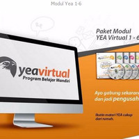 Media Pembelajaran YEA Virtual Modul 1-6 Lengkap   Jaya Setiabudi