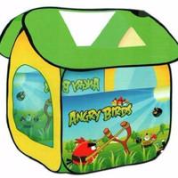 Jual mainan edukatif anak Tenda Rumah Angry Birds Murah