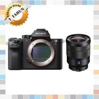 Jual Sony Alpha A7R II / Alpha 7R Mark II / A7RII Kit FE 16-35mm F4 Murah